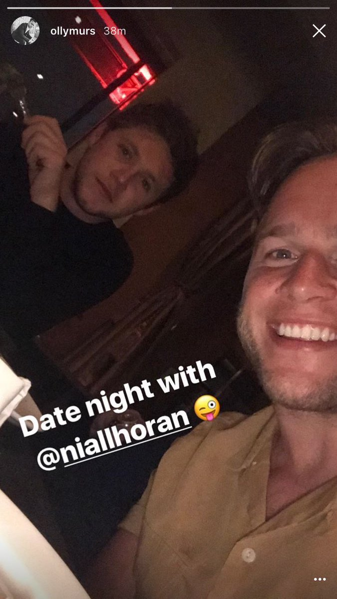 Niall and Olly last night!!!  #NiallHoran #Niall #Horan #ThisTown #SlowHands<br>http://pic.twitter.com/SfjRkhsHPk