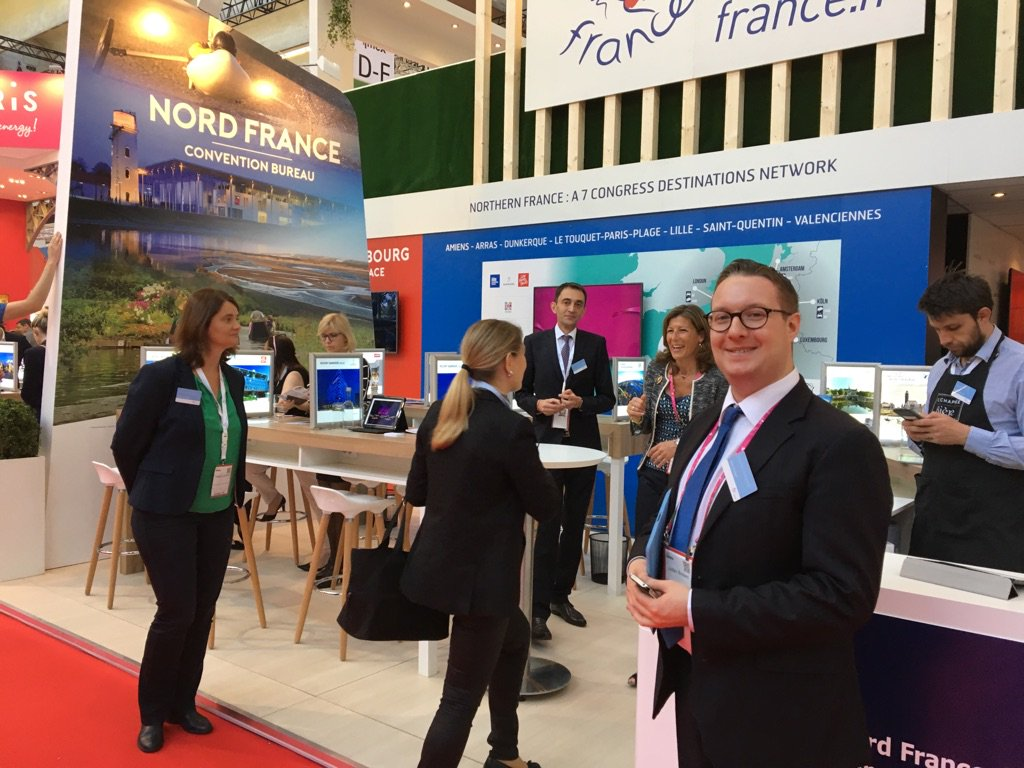 #IMEX17 #hautsdefrance / northern France welcome you on the booth D200 ! <br>http://pic.twitter.com/mB0eZI00h7