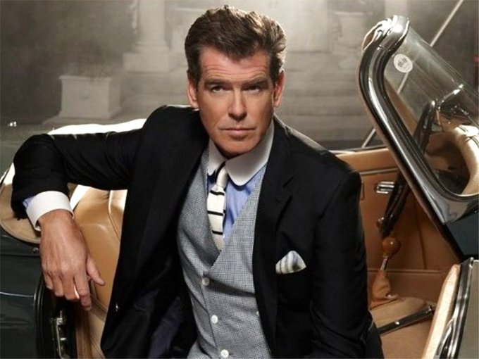 Happy Birthday to Pierce Brosnan (James Bond 007)   About: