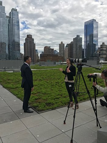 low bonar on twitter ceo brett simpson on greenroof of new york city 39 s javitscenter. Black Bedroom Furniture Sets. Home Design Ideas