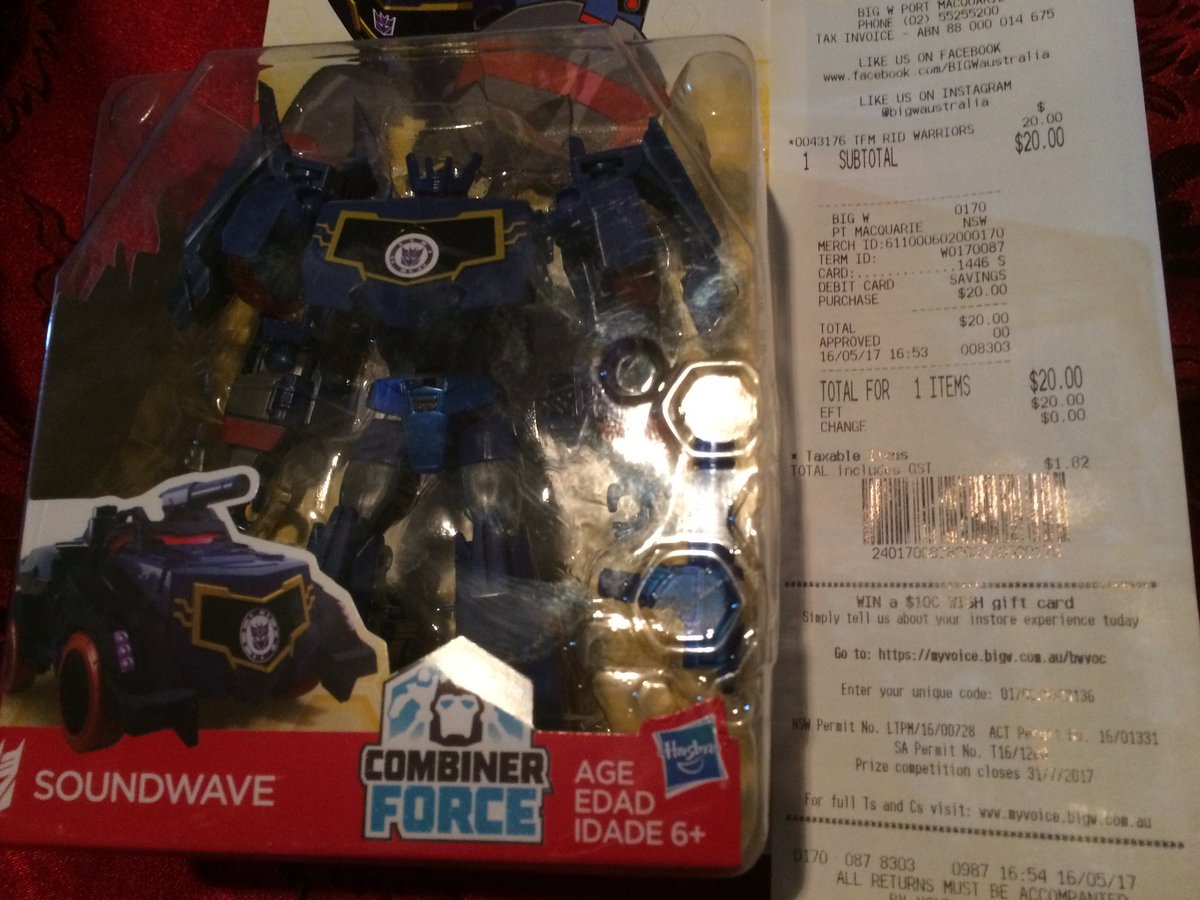 Transformers News: Price drop, sightings and specials in Australia