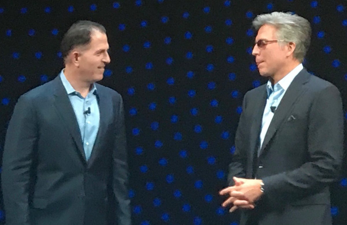 Digital transformation is not an IT project. It's an evolve-your-company CEO project -- @MichaelDell #SAPPHIRENOW https://t.co/koYI8wfWnZ