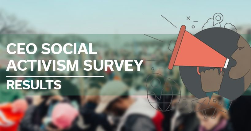 We surveyed #CEOs to see what they think of #SocialActivism  http:// buff.ly/2qkvANa  &nbsp;  <br>http://pic.twitter.com/yMeVxztWMa