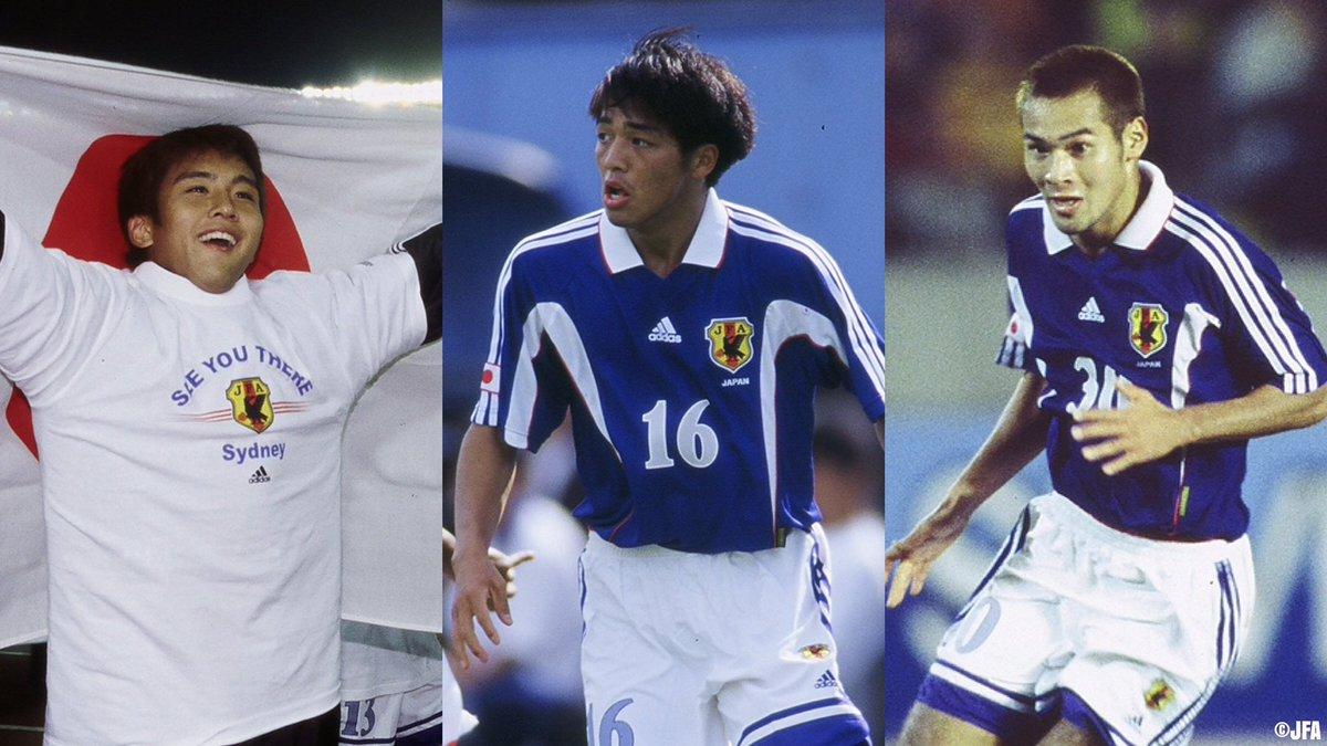 """Jリーグ Twitterren: """"【 #U20プレイバック 🔙】 1999年FIFAワールド ..."""