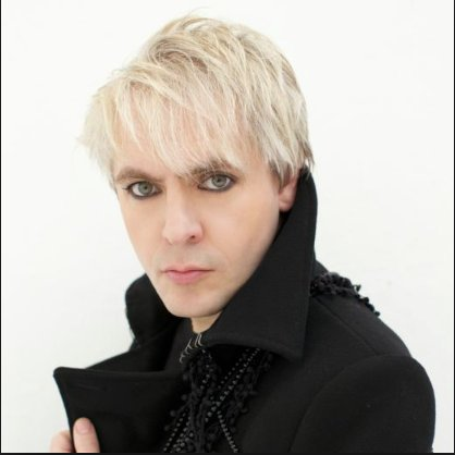 Midnight in the UK. Happy happy birthday Nick Rhodes!