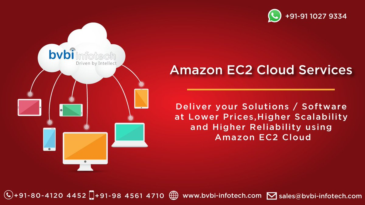 #amazonEc2 cloud #deliver your #solution &amp; #software #lower #price &amp; #higher scalability&amp;reliablity.. #visit here:  http:// bit.ly/2mkWPm4  &nbsp;  <br>http://pic.twitter.com/6BZGbSc0bY