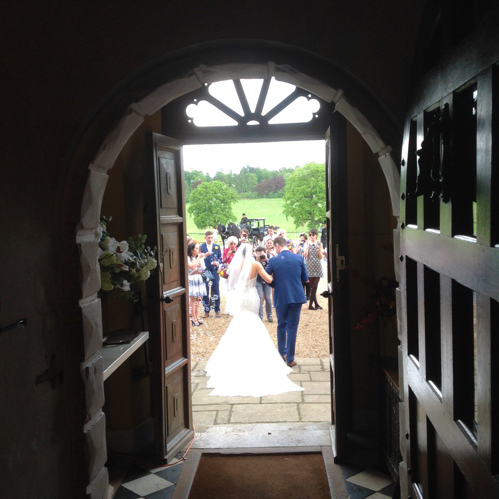 Date for your diary! #wedding open evening @LoseleyPark @Loseleyevents on Wednesday 14th June, details on website