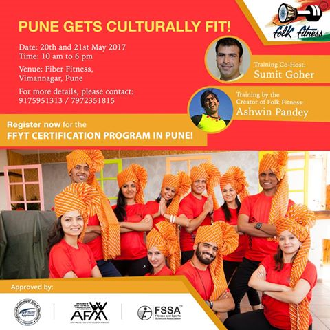 @dancedeets Register now for the #FFYT Certification Program in Pune and gift yourself by becoming a #trainer! #FFYT #Training #MakeInIndia<br>http://pic.twitter.com/lWxwfQyCBe
