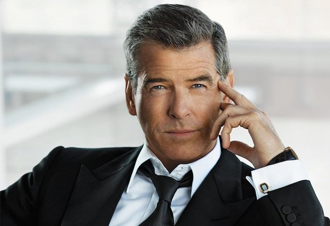 Happy 64th birthday Pierce Brosnan born in and of