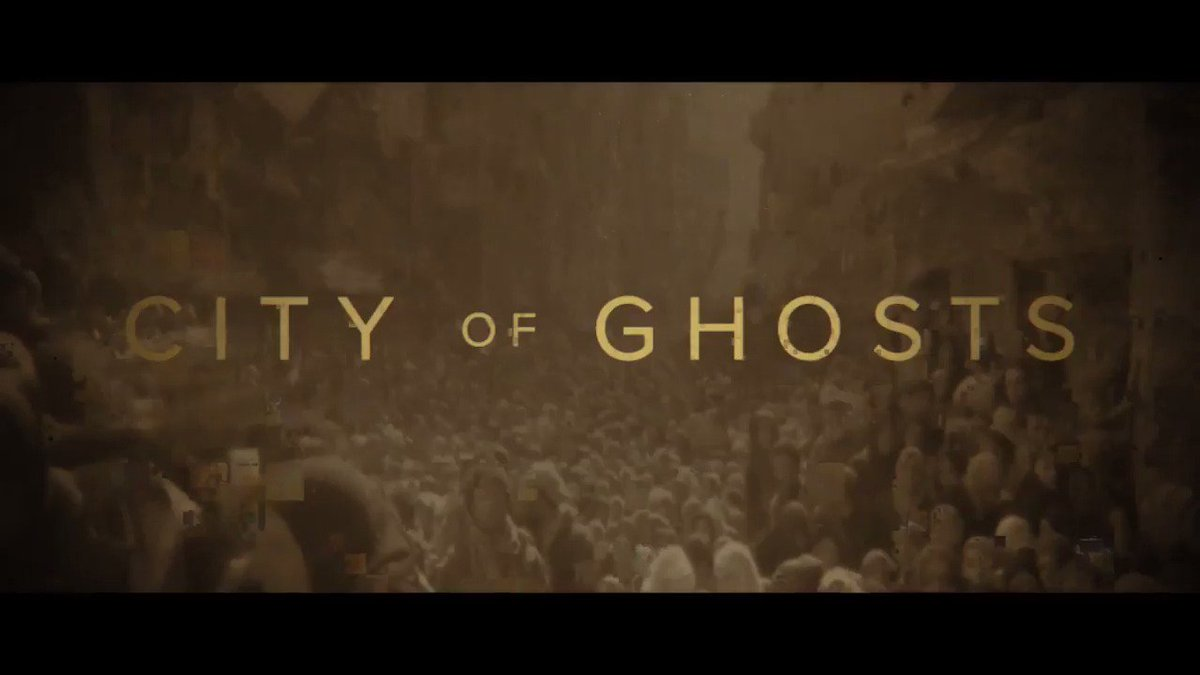 Watch the trailer for #CityofGhosts, the new film from the Oscar-nominated director of #CartelLand. Opens in NY 7/7, select theaters 7/14.