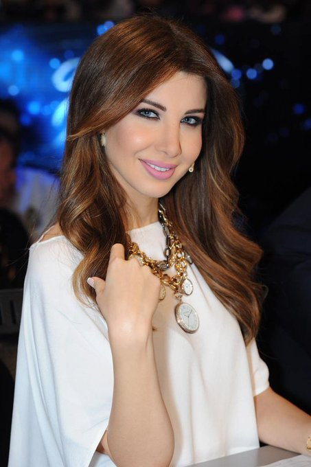 Happy Birthday Nancy Ajram