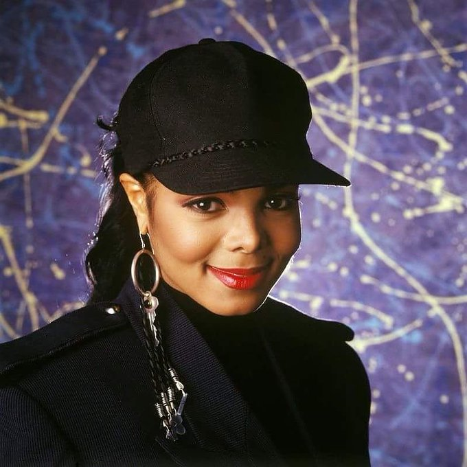 "Happy Birthday to the ""Musical Icon\"" that is Janet Jackson (May 16, 1966)"