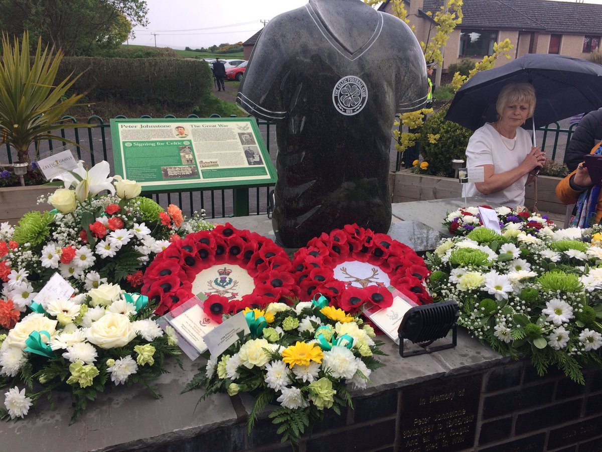 Celtic football club on twitter wreaths have now been laid at the 727 am 16 may 2017 izmirmasajfo Images