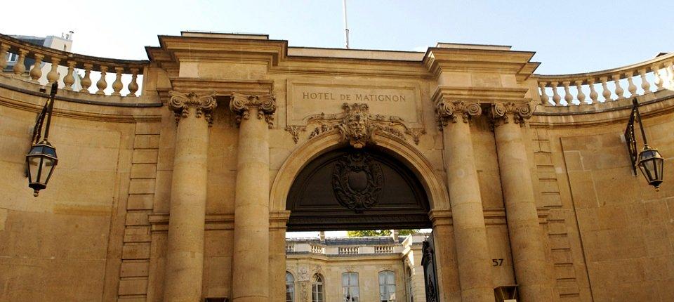 #Matignon How much do you know about l&#39;Hôtel de Matignon, where #France&#39;s PM is based? More info here   http://www. gouvernement.fr/en/the-hotel-d e-matignon &nbsp; … <br>http://pic.twitter.com/9ScclEhz0K