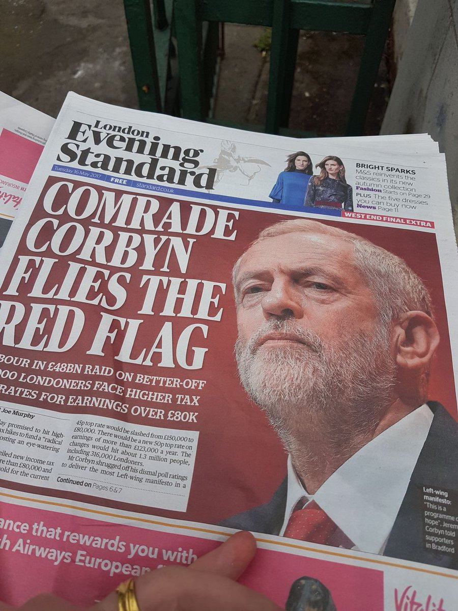 "This ""newspaper"" is editted by a SITTING TORY MP. This isn't news. It's propoganda. https://t.co/IQYOdldaap"