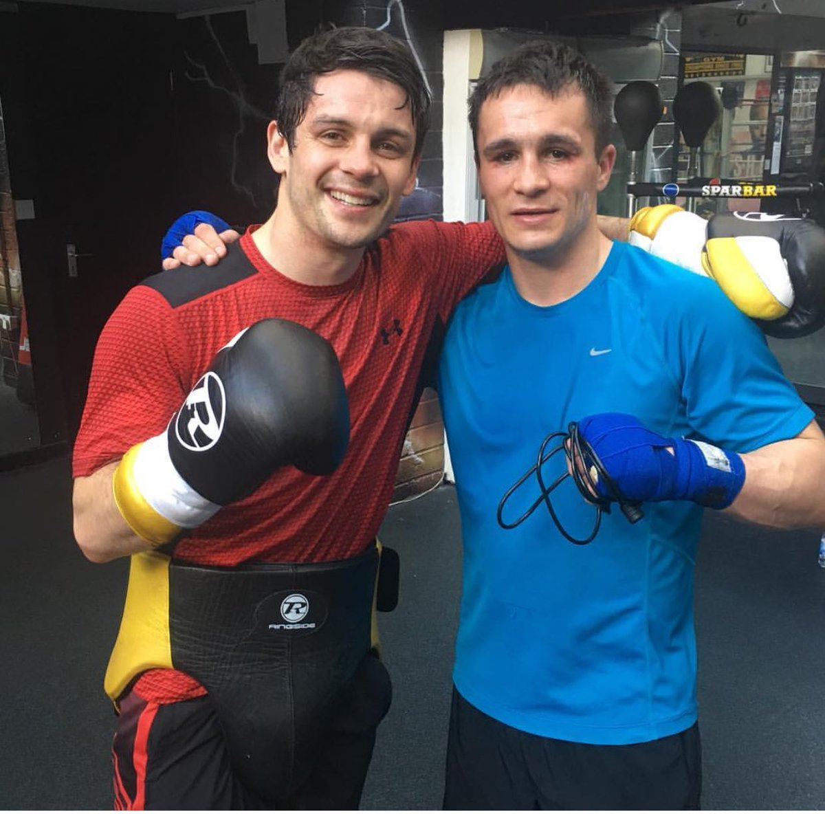 It&#39;s been a while but @SwiftySmith after his WBA World title fight is back &amp;  ready to go again , fight date announced soon .... #swifty <br>http://pic.twitter.com/KHwh7t1LCO