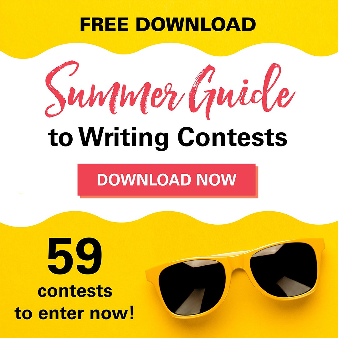 summer writing contests