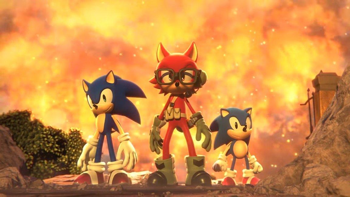 Sonic Forces te dejará crear a tu propio personaje
