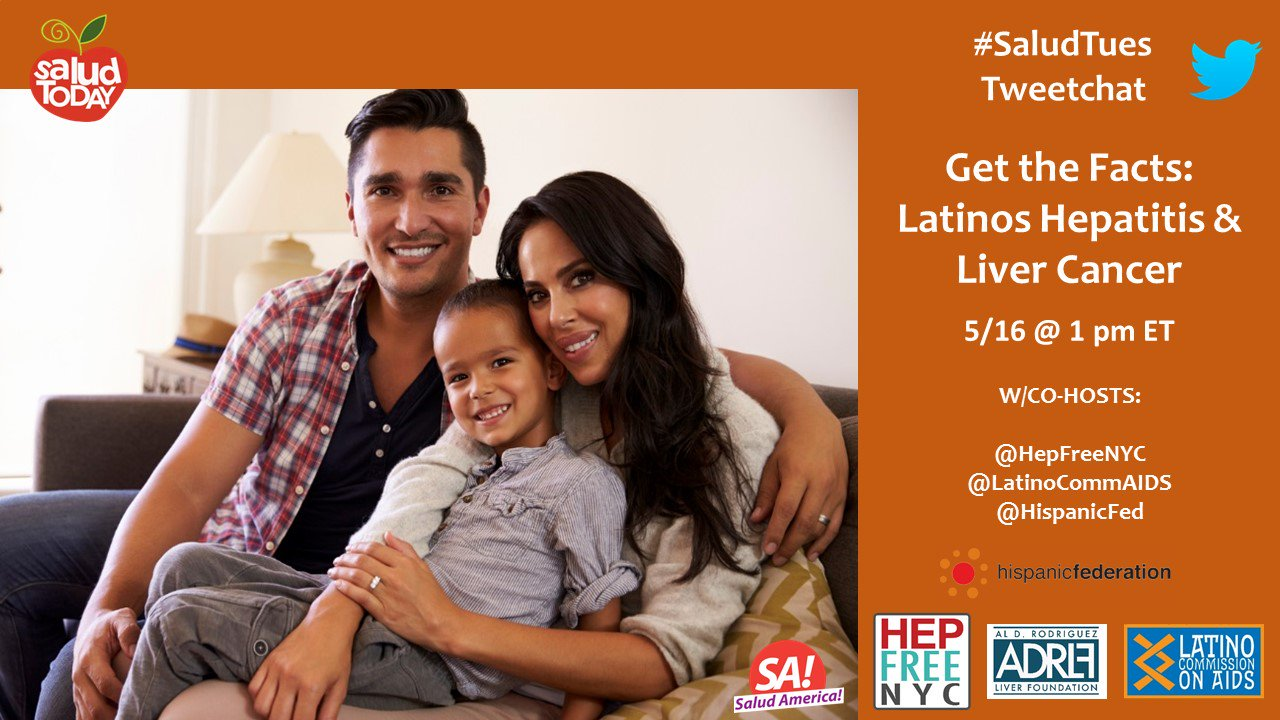 """Thumbnail for #SaludTues - """"Get the Facts: Latinos, Hepatitis, and Liver Cancer"""""""