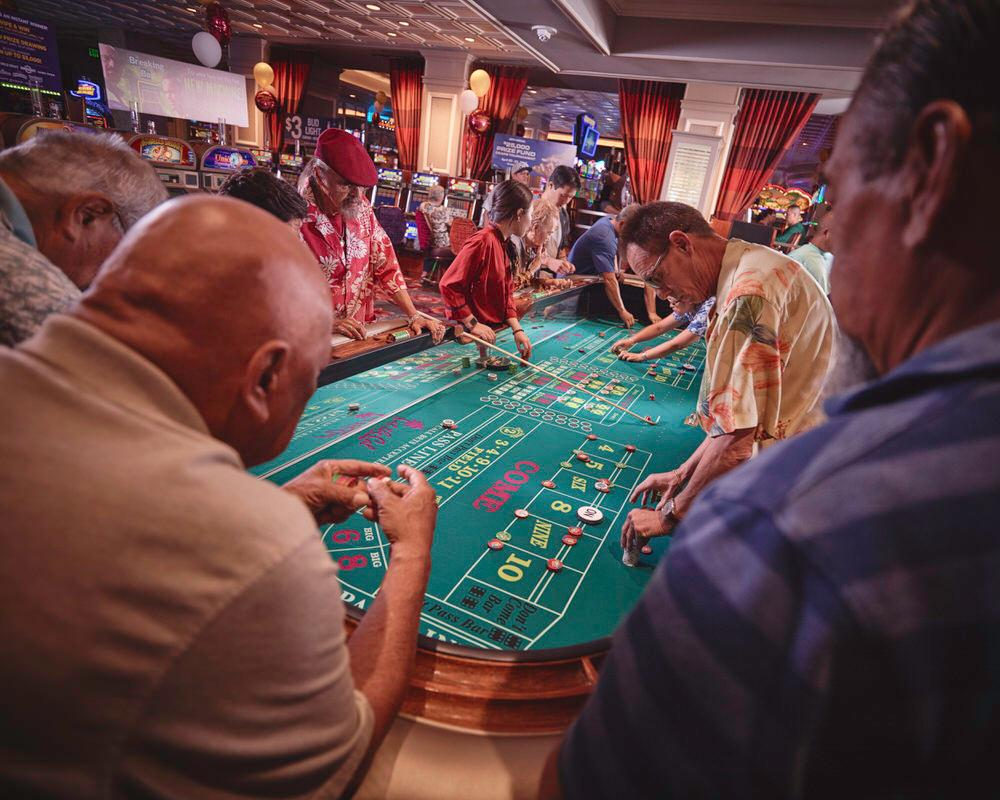 Treasure island mn poker room