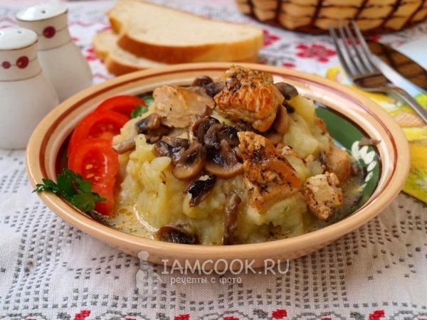 Рецепт блюда из филе щуки