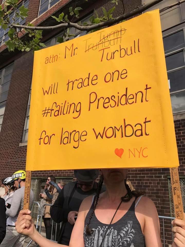 New York protest https://t.co/wslrBziGlr