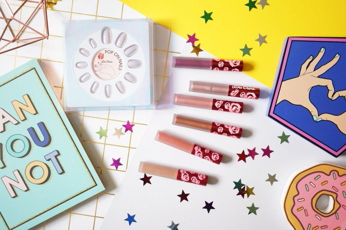 Beauty: My Picks from Lime Crime at ASOS