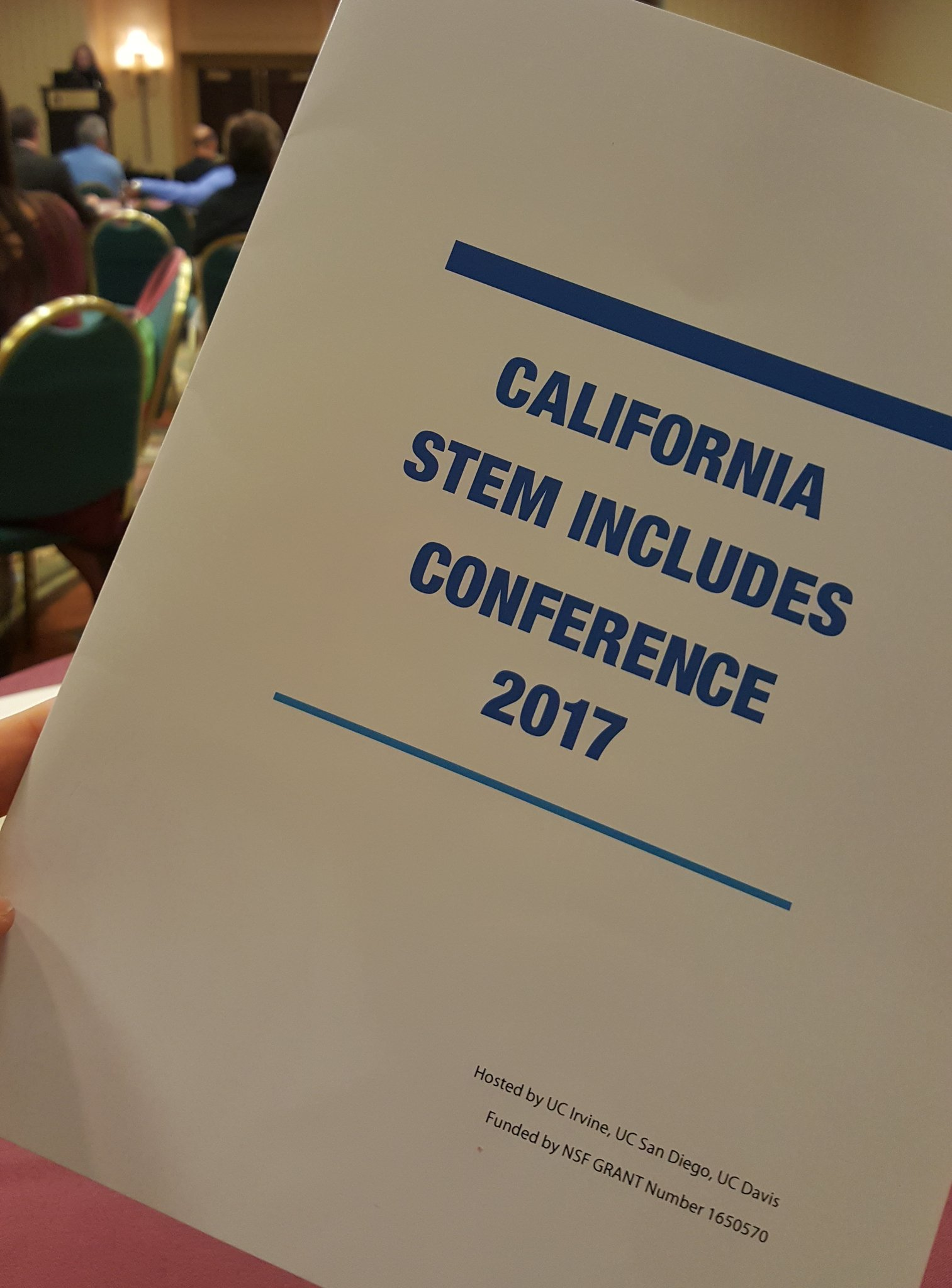Simple advice from Sylvia Hurtado of @ucla: Make your institution's commitment to student success from top to bottom. #csic17 #STEM https://t.co/TSABabz9Vo