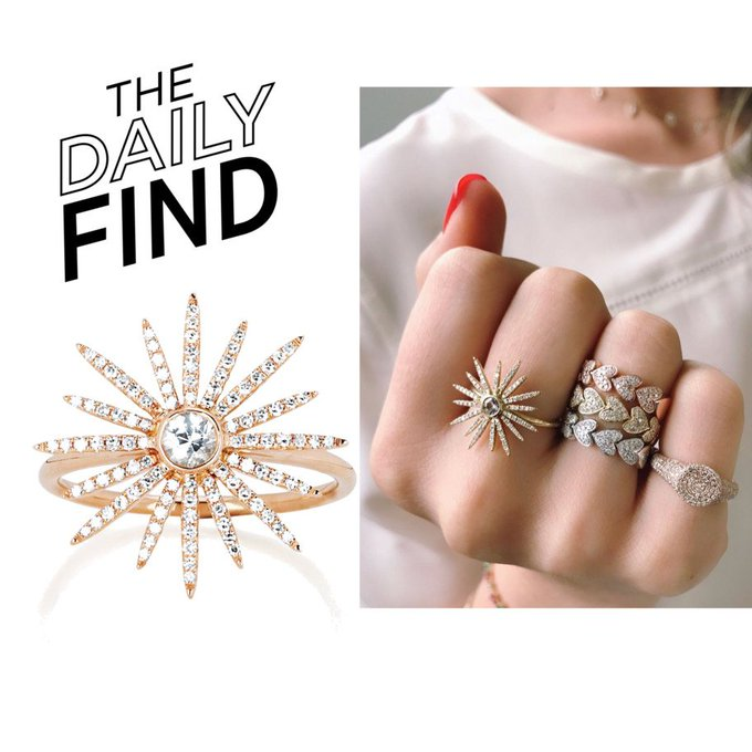 The Daily Find: EF Collection Ring