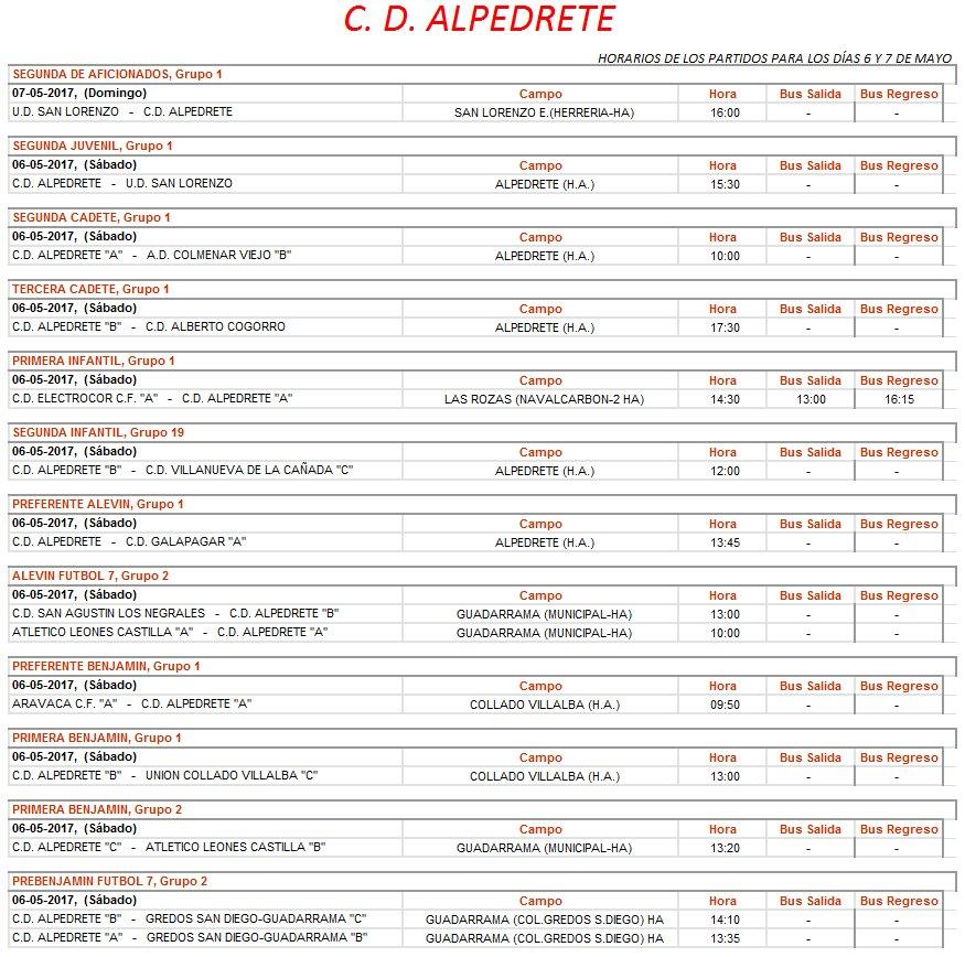Alpedrete City
