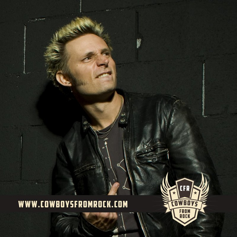Feliz Cumpleaños/ Happy Birthday Mike Dirnt