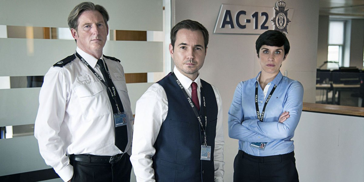 BREAKING: #LineofDuty will be back for not one but TWO more series! https://t.co/JquCXAUYwh