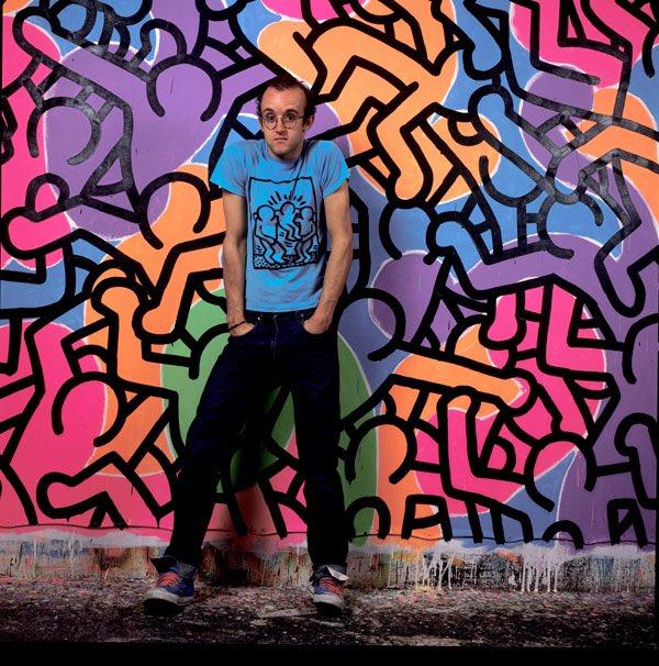 Happy Birthday Keith Haring