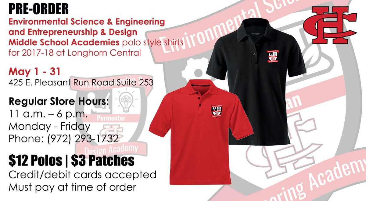 Red School Polo Shirts Next