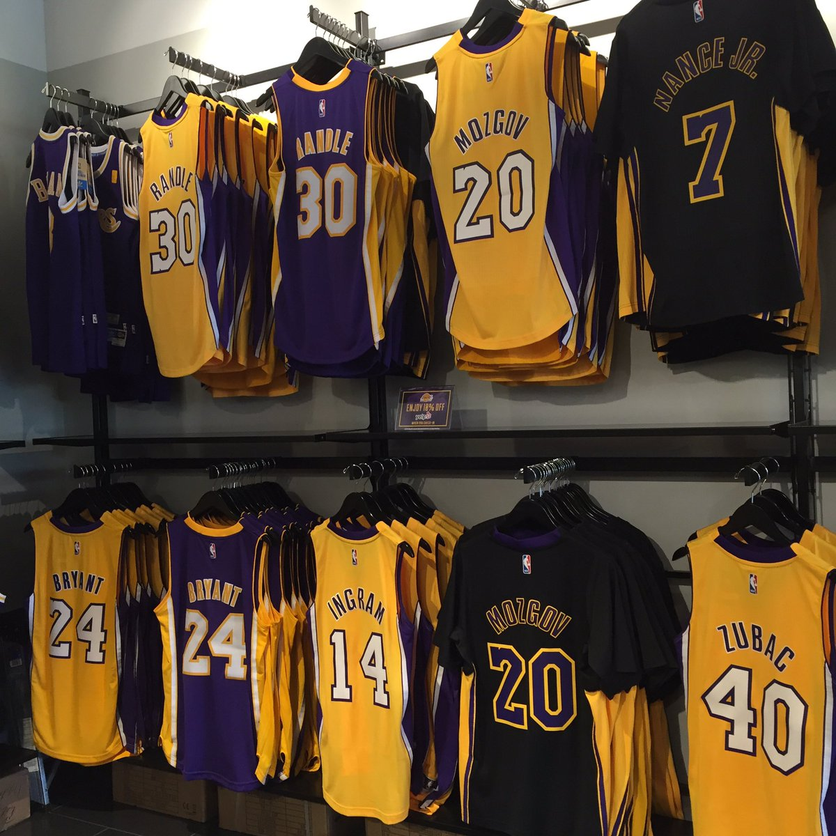 6ea793e076f6 Lakers Store on Twitter