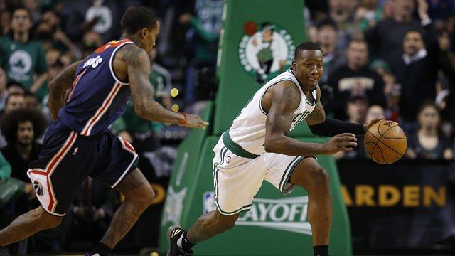 【影片】火星四濺!Jennings與 Rozier衝突  各吃倆T被罰出場-Haters-黑特籃球NBA新聞影音圖片分享社區
