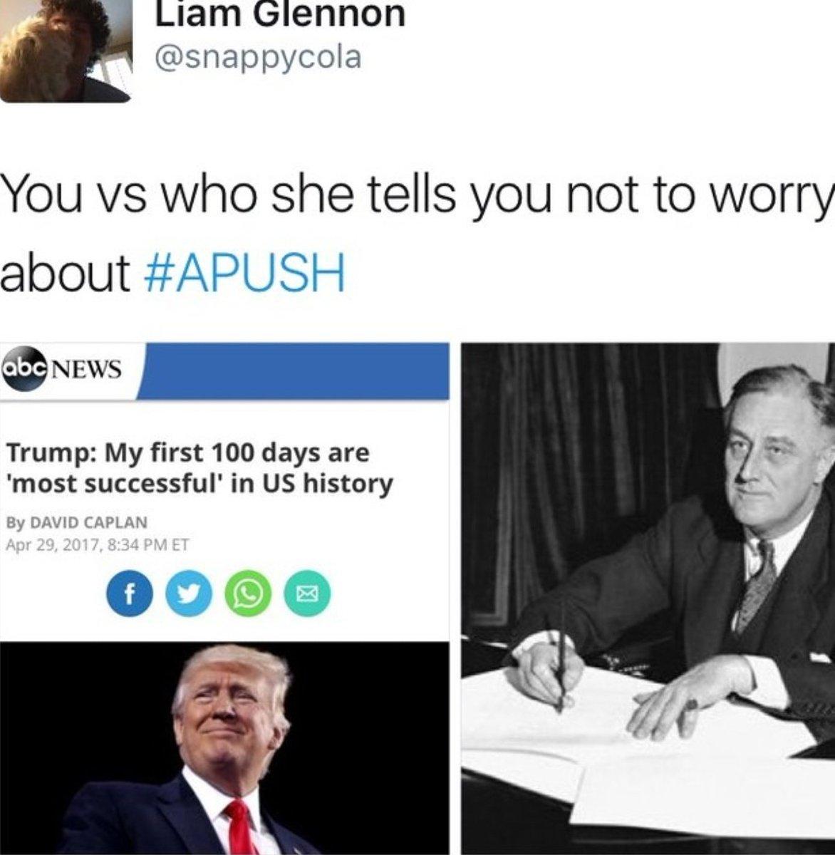 C_B7bUQVwAAuNHu apush memes on twitter \
