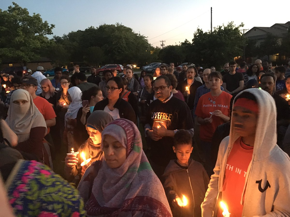 Image result for jordan edwards vigil