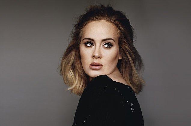 [MOMENT] Hari ini Adele ultah ke-29. Happy birthday :33