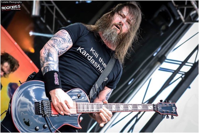 Happy Birthday to & very own Gary Holt! Letarte Photography /