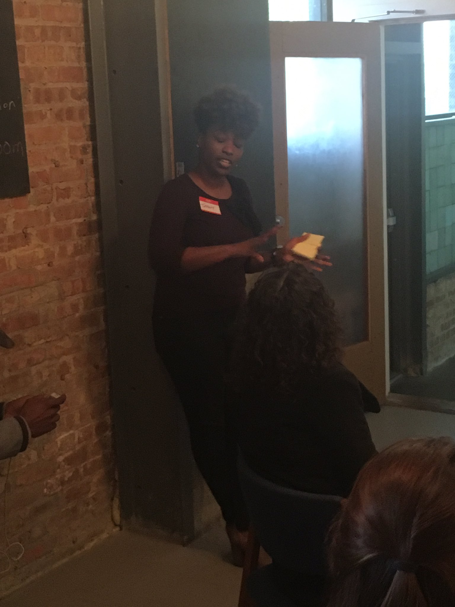 @TheTRiiBE is leading a #publicnewsroom addressing how crime is covered in Chicago https://t.co/hHqrNXtHiX