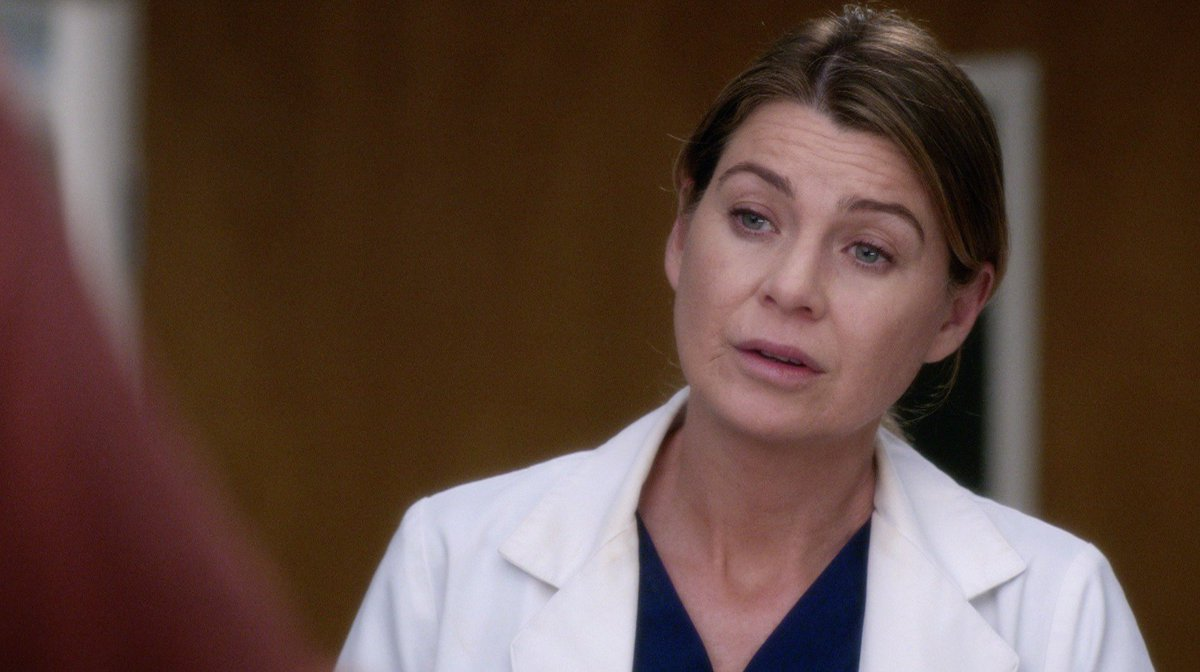 Greys Anatomy On Twitter The Scary Thing Isnt Dying The Scary