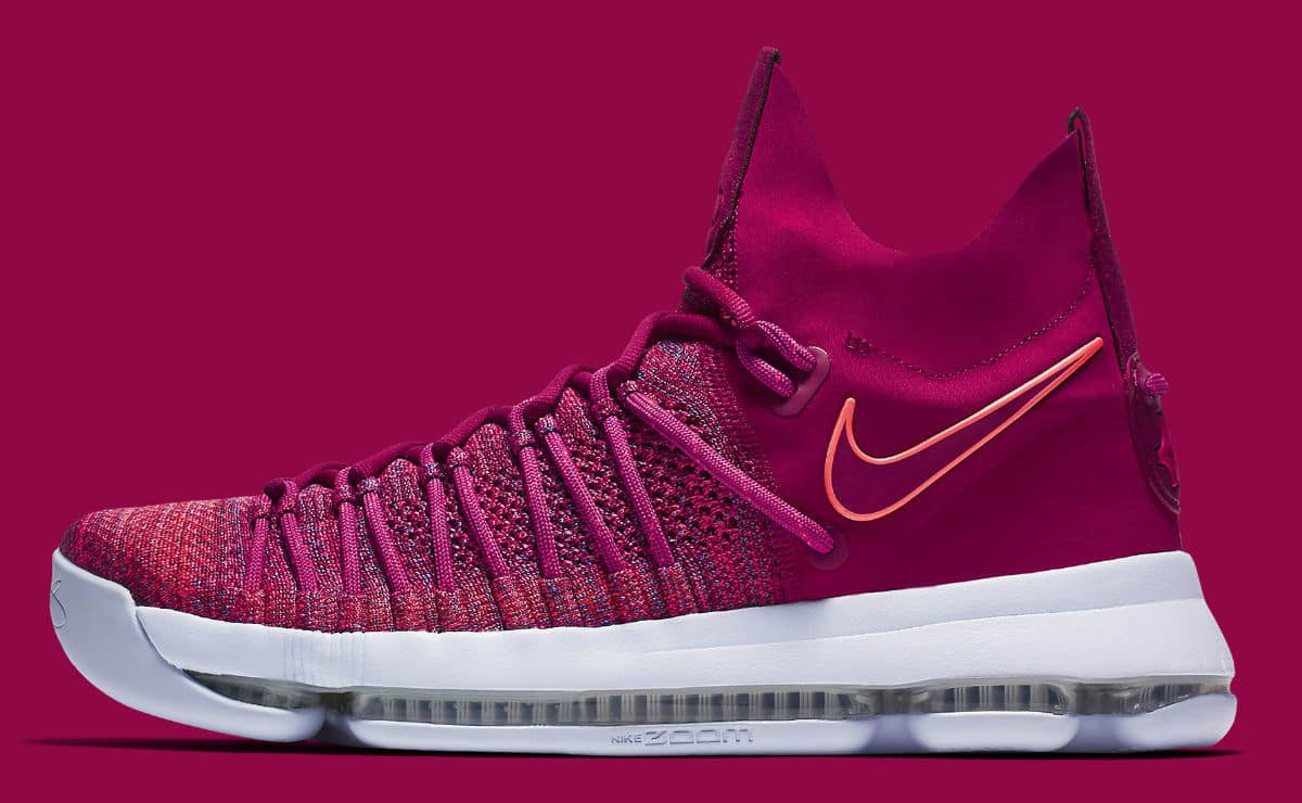 the latest 98af0 97b22 The most colorful Nike KD 9 Elite yet:   Scoopnest