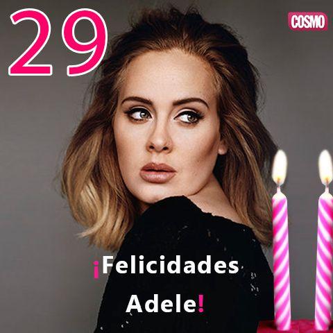 ¡Muchas felicidades Happy Birthday! We love you