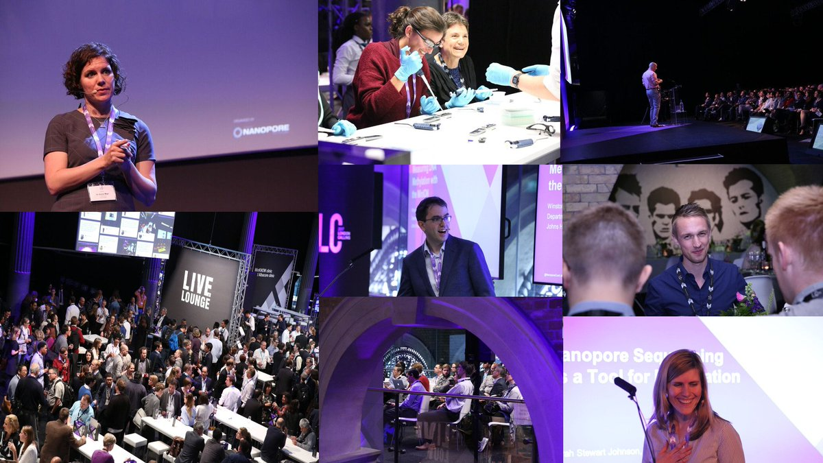 Updates from Day 1 of London Calling @nanopore https://t.co/SwnoCxHshw #nanoporeconf https://t.co/JcFtXANkgy