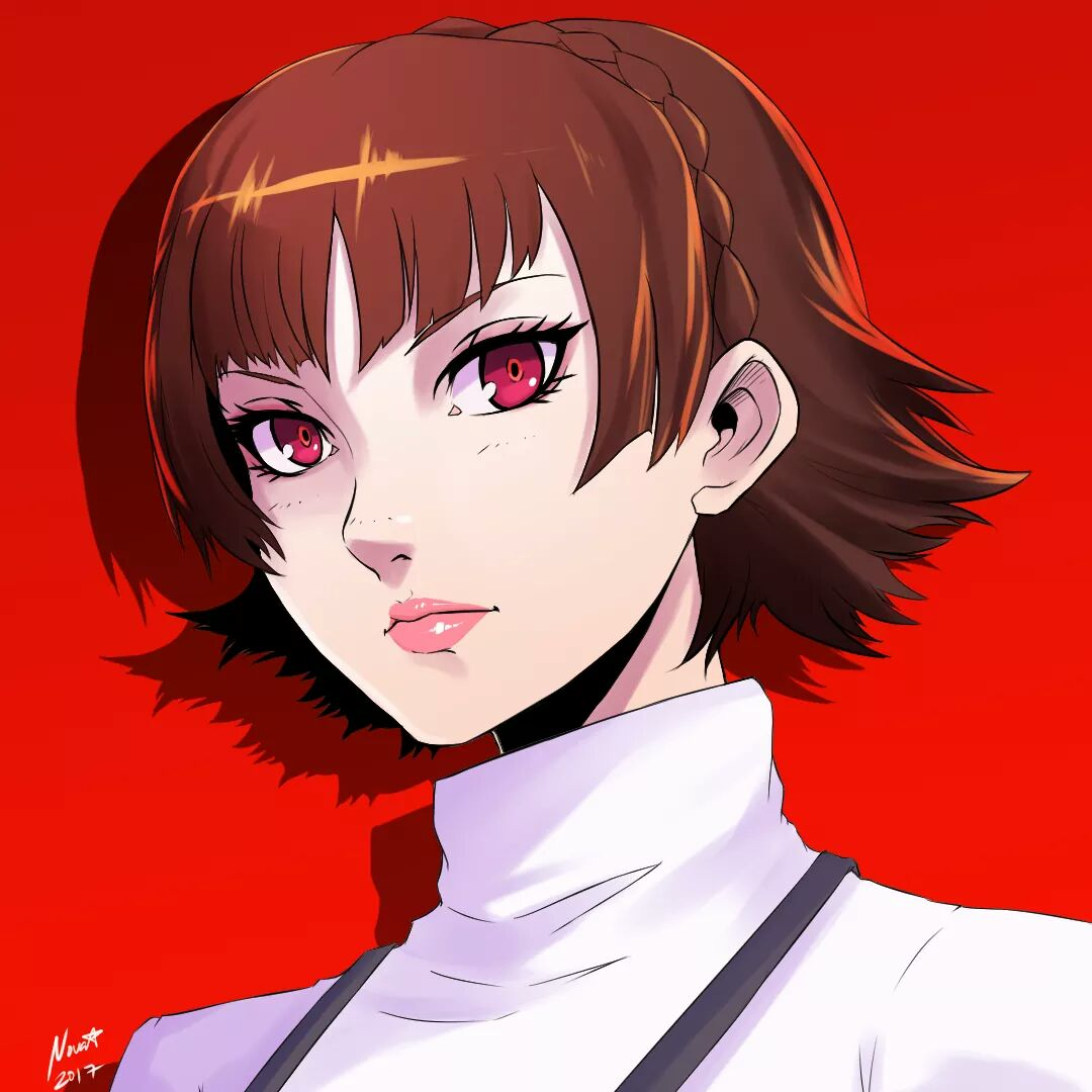 Persona 5 best girl