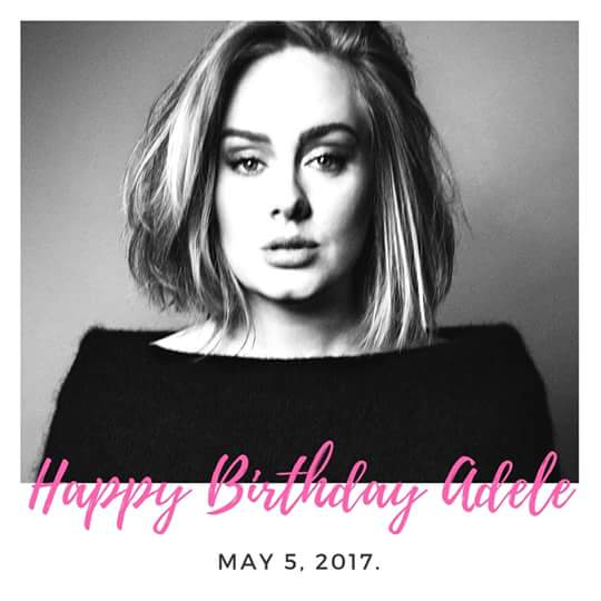 Happy Birthday my Lady.