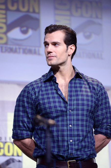 Happy Birthday to the most handsome guy on the planet and to the best Superman of all time: Henry Cavill!
