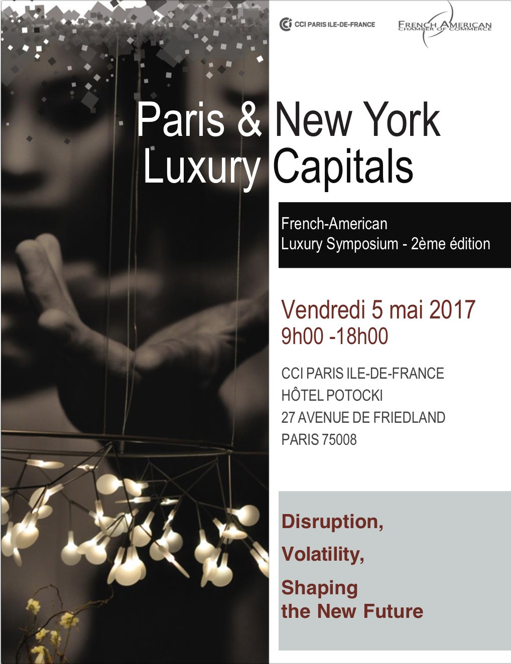 Thumbnail for [LiveTweet] Paris & NewYork Luxury Capitals