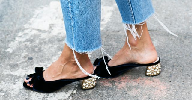 Could This New Shoe Trend Make You Ditch Last Year's Sandals?